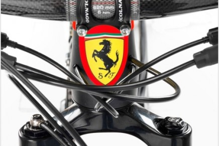 Colnago x Ferrari CF12 – The most advanced off-road in the world
