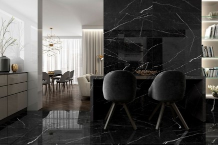 Modernized Marble and Industrial Chic among the Tile Trends for 2020