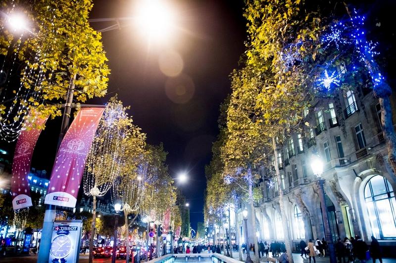 Comité Champs Élysées - La plus belle avenue du monde