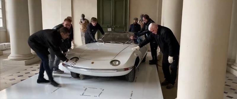 Concept-car Pure beauty exhibition 2020-