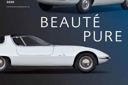 Concept-car. Pure beauty focuses on the concept-car phenomenon, from its origins up to the 1970s