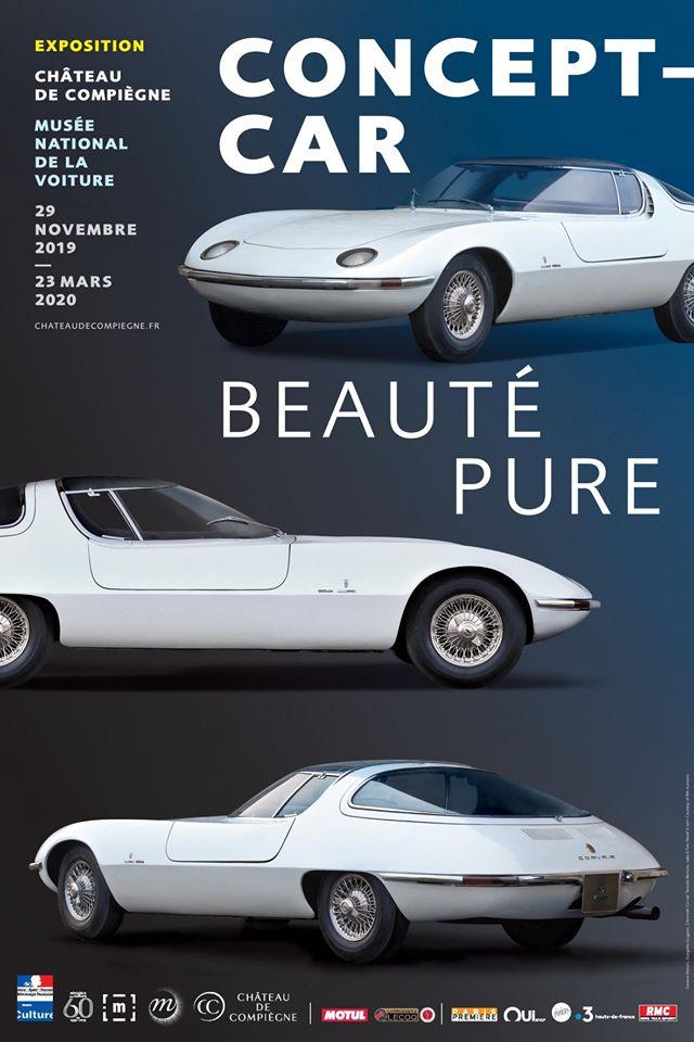 Concept-car Pure beauty exhibition 2020