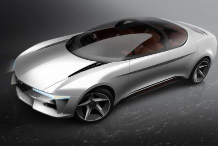 GFG Style x Envision: Fabrizio Giugiaro unveils his latest electric concept