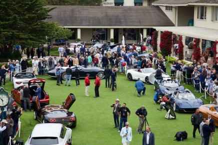 Concept Lawn Countdown at Pebble Beach Concours d'Elegance 2018: 9 concept cars not to be missed