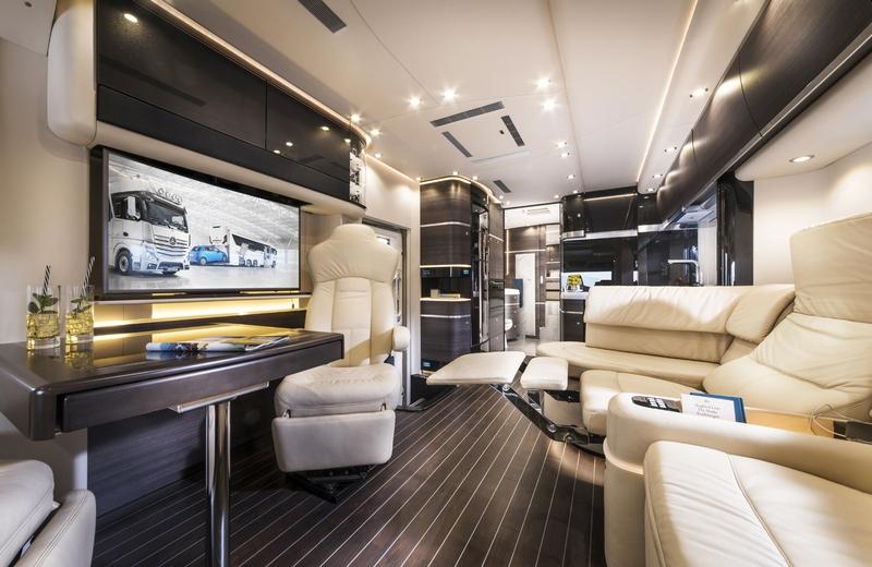 Concorde Ceturion 2018 interior-