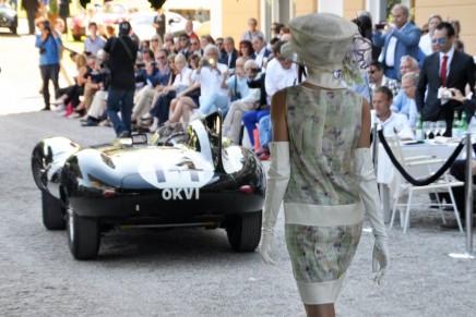 Maserati 450 S from 1956 and an Alfa Romeo 6C 1750 GS from 1931 triumphant at the Concorso d'Eleganza Villa d'Este 2014