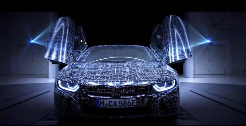 Confirmed for 2018 -The new BMW i8 Roadster details