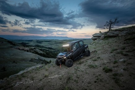 Connect to the off-road like never before
