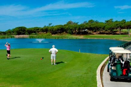 Portugal named world's best golfing destination
