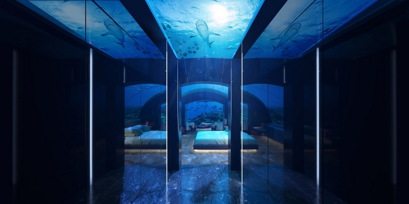 Conrad Maldives Rangali Island Announces Construction Of First-Of-Its-Kind Undersea Residence