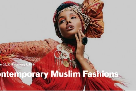 Exhibition showcasing Muslim fashion to open in San Francisco