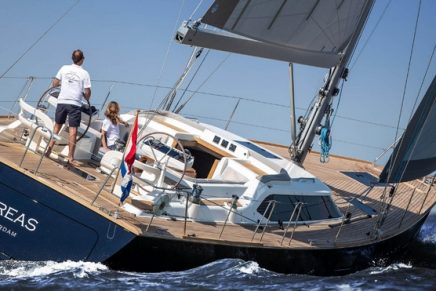 Contest 55CS Luxury Cruiser nominated for the  European Yacht of the Year 2021