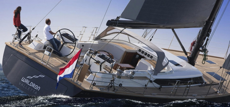 Contest 67CS by Contest Yachts
