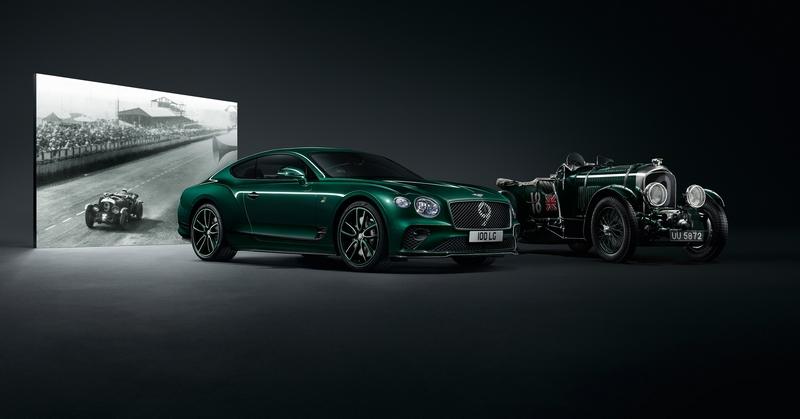 Continental GT No 9 Edition-