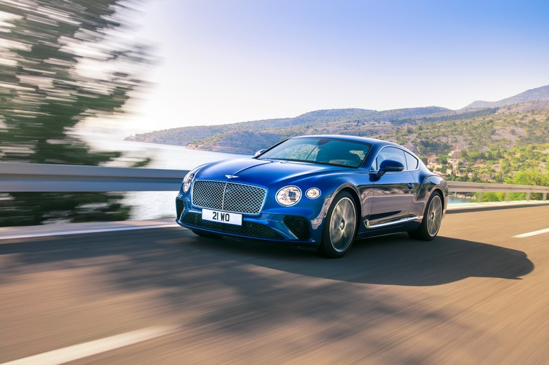 Continental GT new 2017