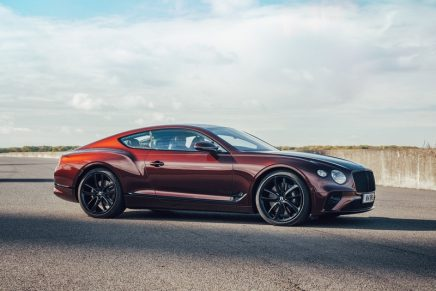 Bentley is leading the charge to batteries. British carmakers must join it