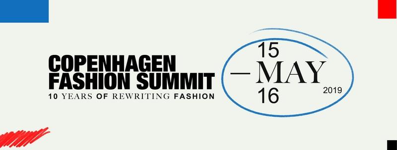 Copenhagen Fashion Summit 2019 -