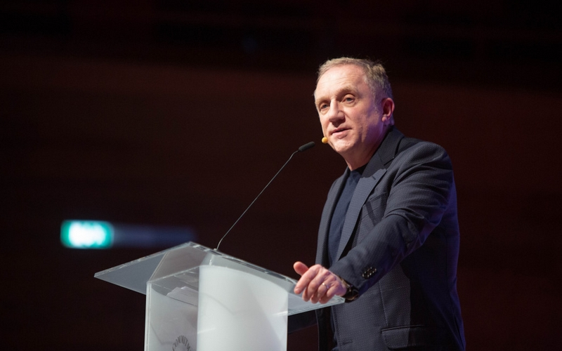 Copenhagen Fashion Summit welcomed François-Henri Pinault, chairman and CEO of Kering, on stage for the first time at Copenhagen Fashion Summit 2019