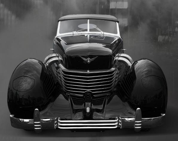 Cord Revival car