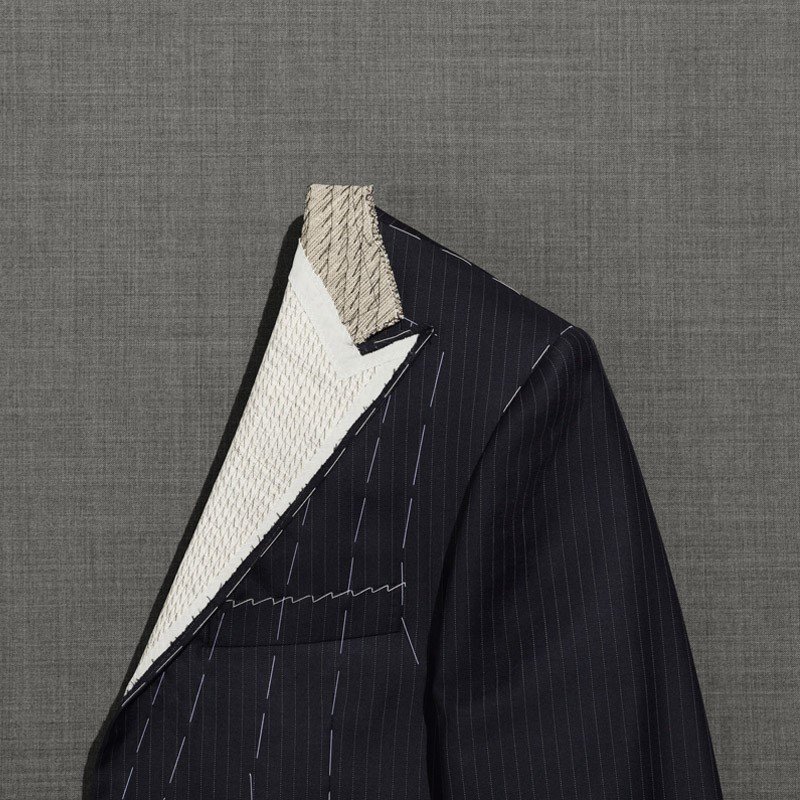 Corneliani guarantees the same exquisite style