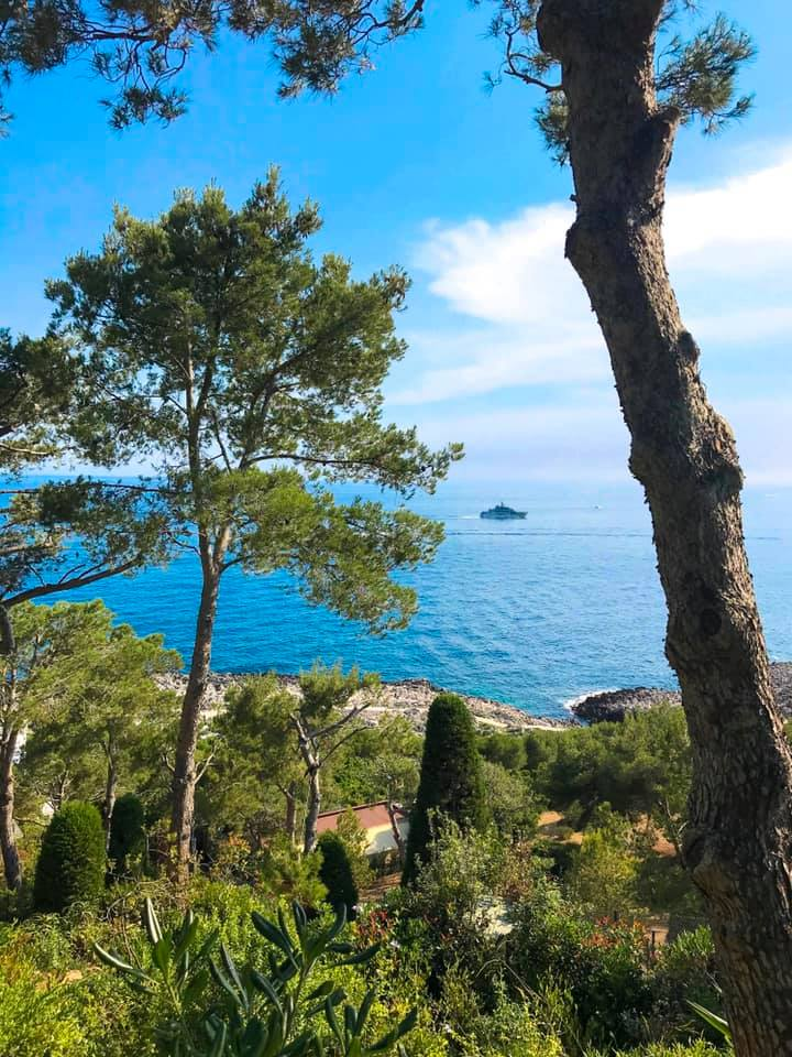 Cote D'Azur Saint Jean Cap Ferrat Tourisme
