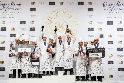 Coupe du Monde de la Pâtisserie 2019: Malaysia is the new World Pastry Champion