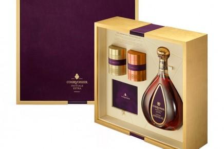 Courvoisier Celebration Sensorielle encouraging us all to raise a toast to our own achievements