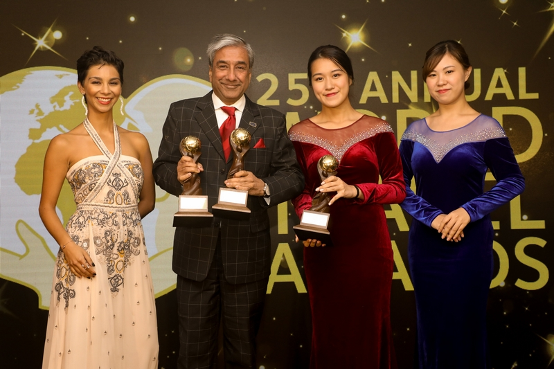 Cox & Kings Won Big at the 25th Annual World Travel Awards