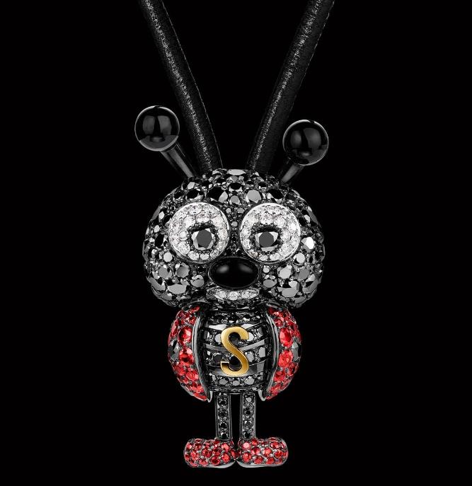 Crazymals jewellery by deGRISOGONO-
