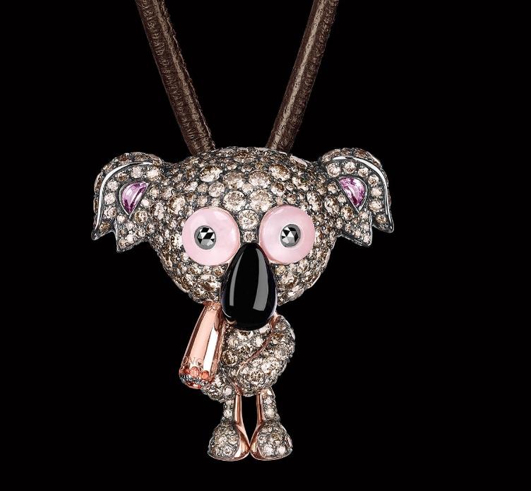 Crazymals jewellery by deGRISOGONO-2017- stogie k