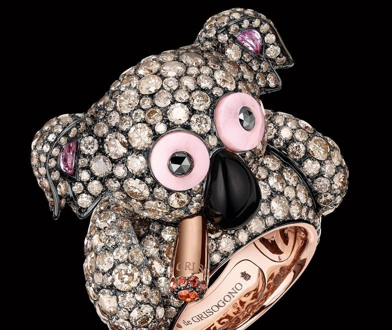 Crazymals jewellery by deGRISOGONO-2017- stogie q