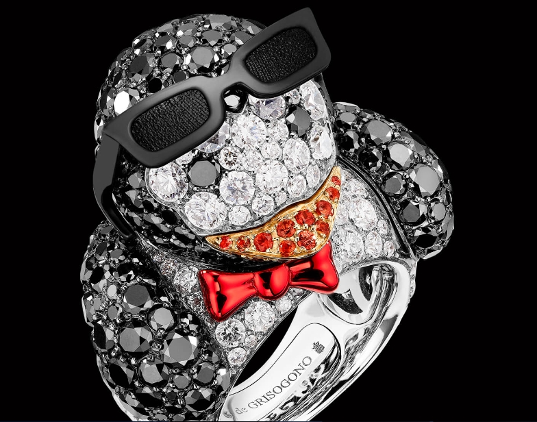 Crazymals jewellery by deGRISOGONO-2017- tuxpenguin