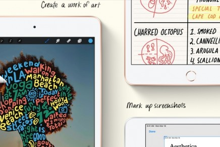 Apple launches new iPad Mini and iPad Air