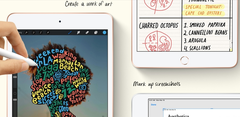 Create a work of art - ipad mini