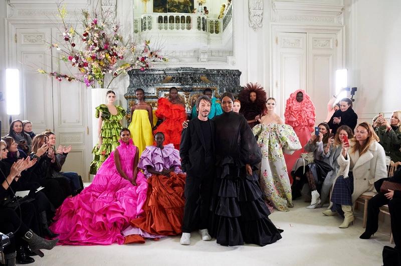 Creative Director Pierpaolo Piccioli - Valentino Haute Couture 2019 SS