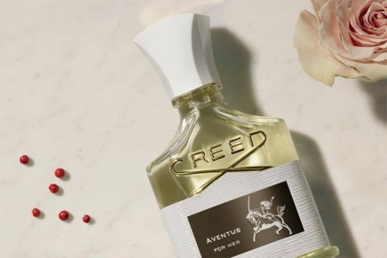 Creed Aventus For Her – the highly anticipated Aventus' fragrance partner
