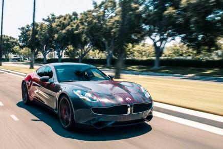 Monterey Car Week 2018: Crimson Charged Revero