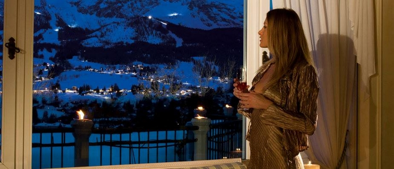 Cristallo Resort & Spa in Cortina, Italy Joins the Luxury Collection - Dolomites-views
