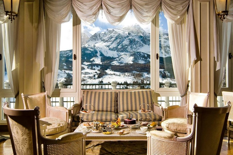 Cristallo Resort & Spa in Cortina, Italy Joins the Luxury Collection - Dolomites