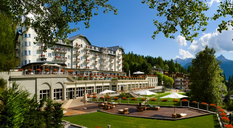 Cristallo Resort & Spa in Cortina, Italy Joins the Luxury Collection