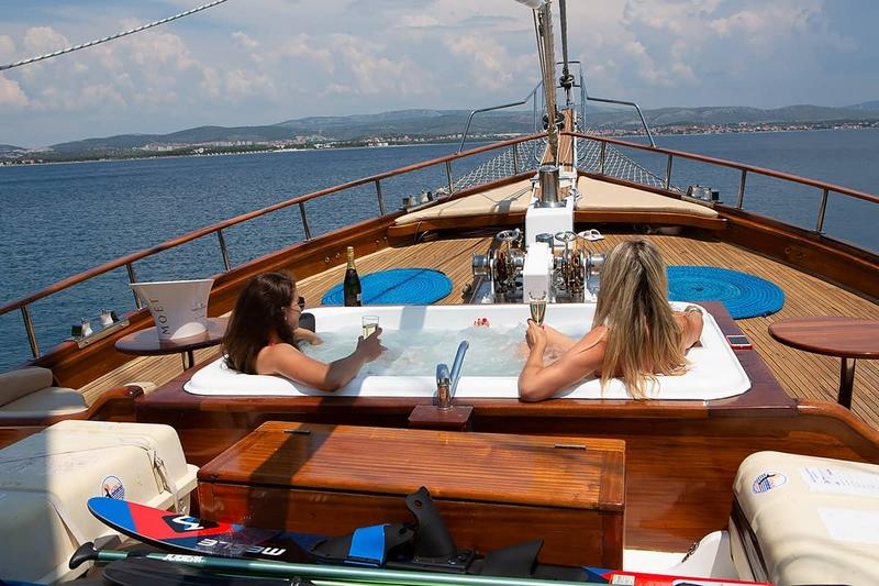 Croatia-Luxury Gulets - 02