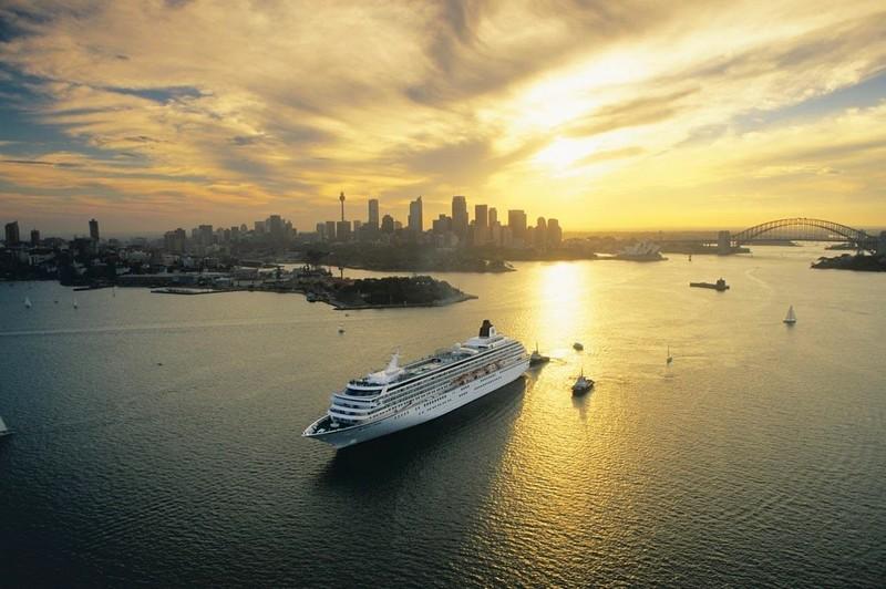 Crystal Cruises Photographs