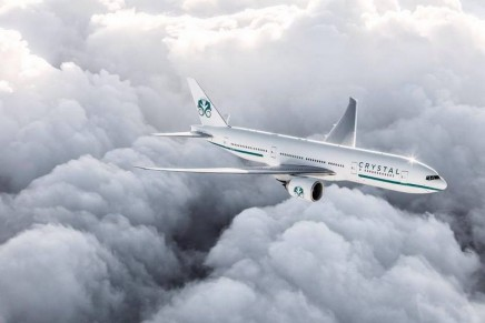 Crystal is elevating to new heights in luxury travel with Crystal AirCruises
