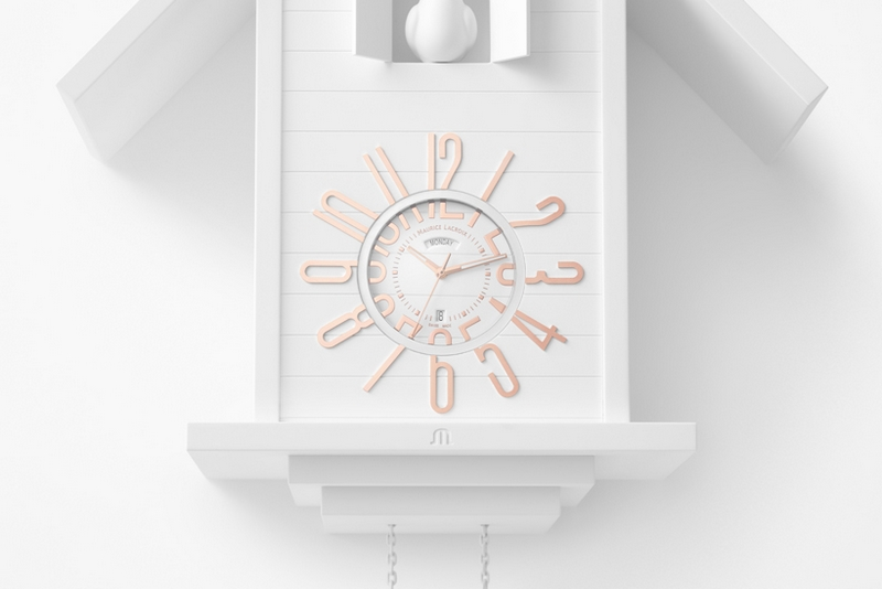 Cuckoo-watch - Nendo is leading Pontos to uncharted territories