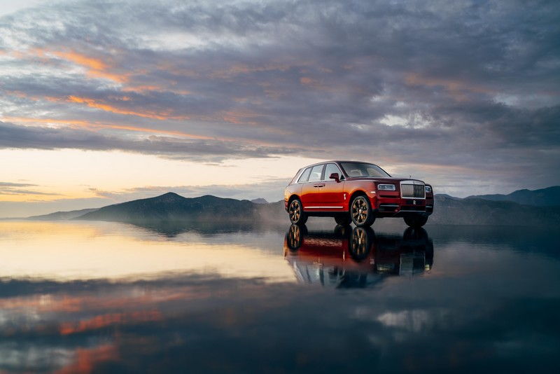Cullinan - World premiere of the world's most anticipated SUV-