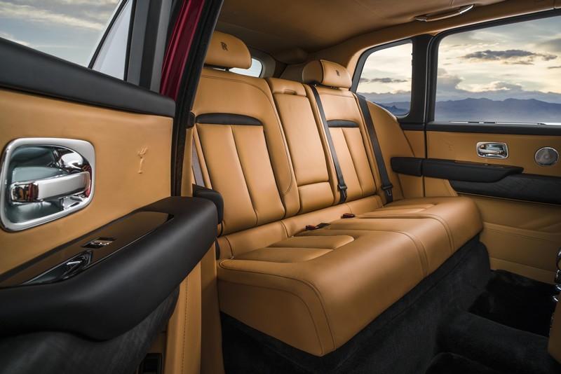 Cullinan - World premiere of the world's most anticipated SUV-2018-interior