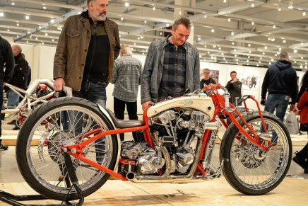 Custom Bike Show 2019 – The Ultimate Battle of the best custombikes from eighteen different categories