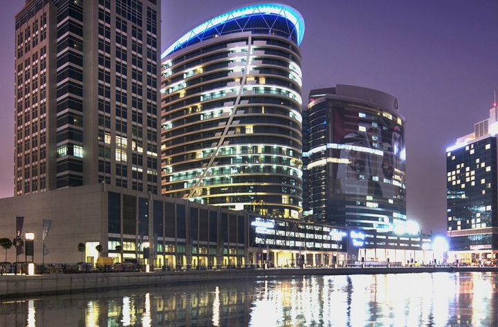 DAMAC Maison Bay's Edge to Open Next Month in Dubai