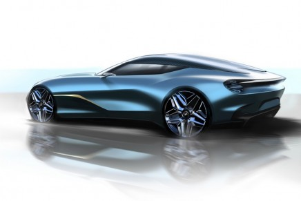 Aston Martin DBZ Centenary Collection conceived to mark Zagato's centenary