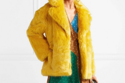 Warm and fuzzy fashion feels: why teddy bear fabrics are hot right now
